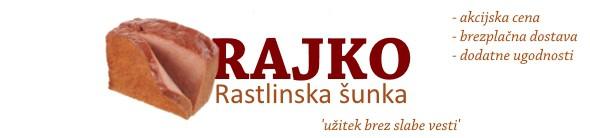Rajko - akcija vegesnek.si